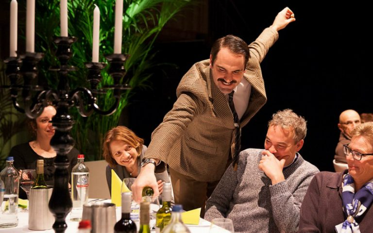 faulty towers dining experience   london on the inside