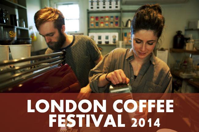 London Coffee Festival 2014 London On The Inside