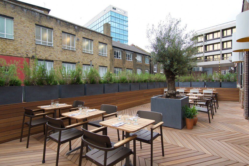 Now Open Stephen St Kitchen London On The Inside