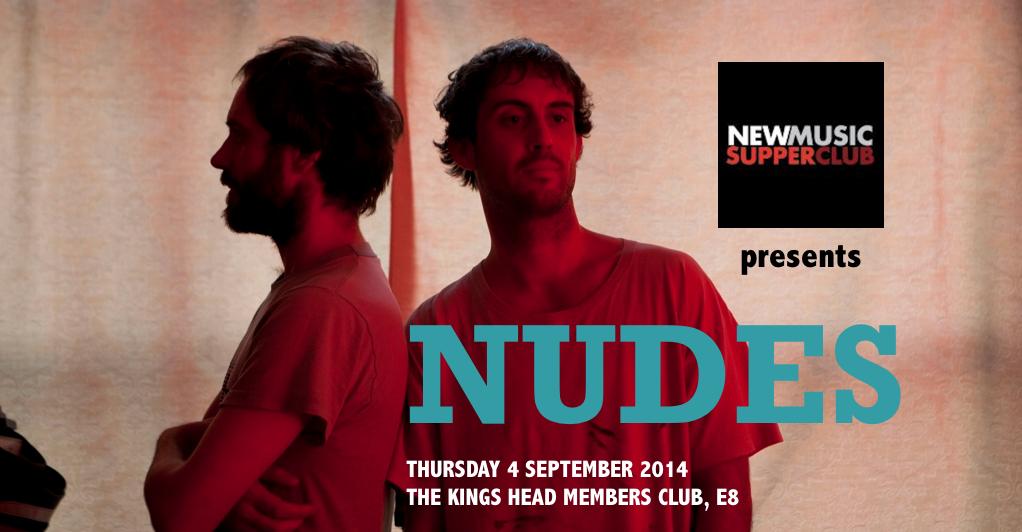NUDES NMSC flyer