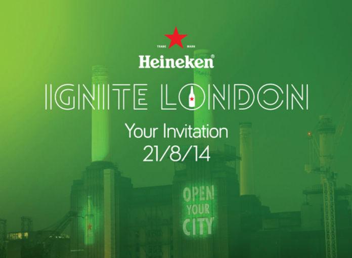 IGNITE LONDON: HEINEKEN PRESENT JUNGLE @ BATTERSEA POWER STATION - London On The Inside
