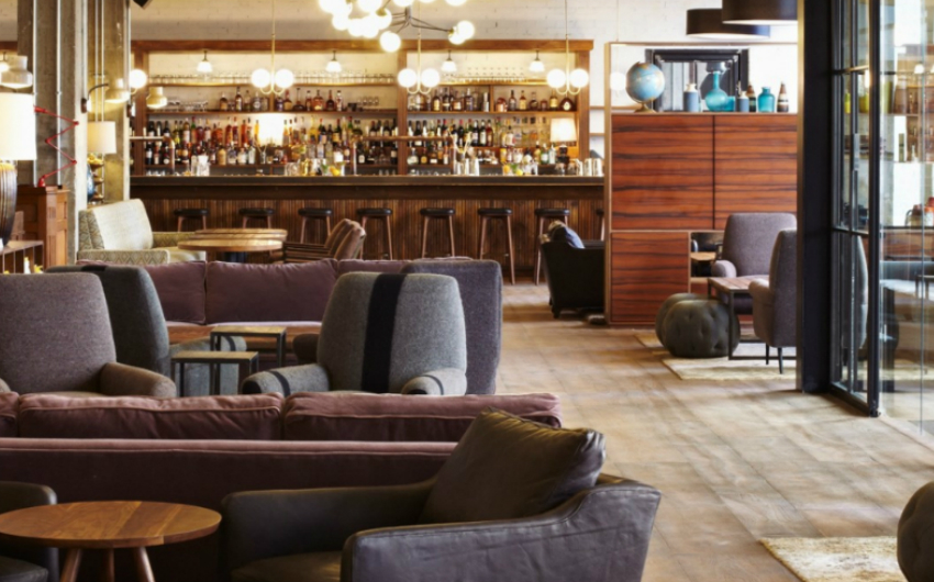 Checking In The Hoxton Holborn