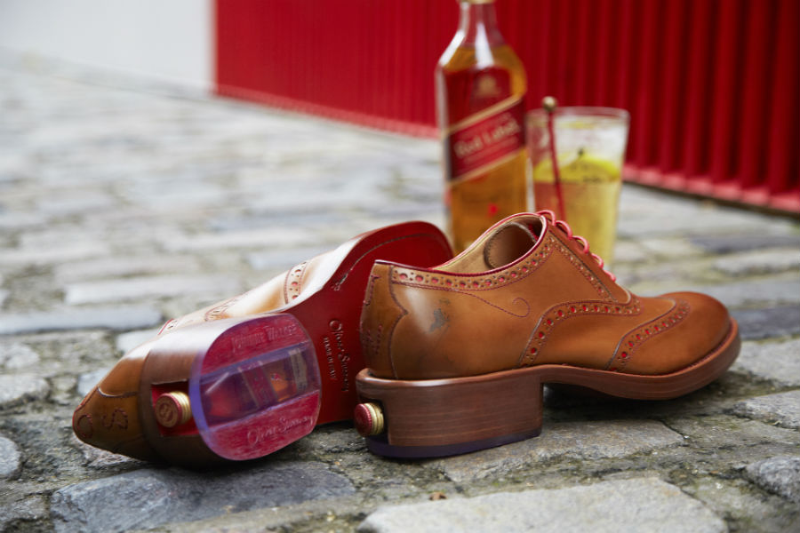 Johnnie Walker Oliver Sweeney Brogue