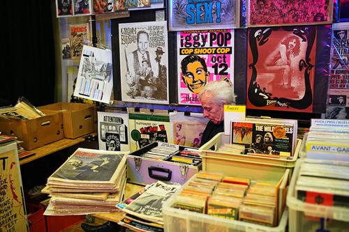 record fair hackney