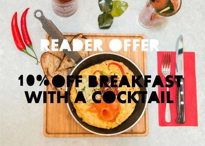 The Pepper Tree Breakfast Offer