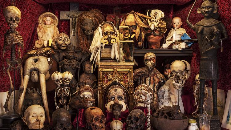 VIKTOR WYND'S MUSEUM OF CURIOSITIES 4