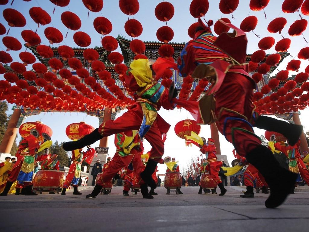 chinese new year 2015 LOTI
