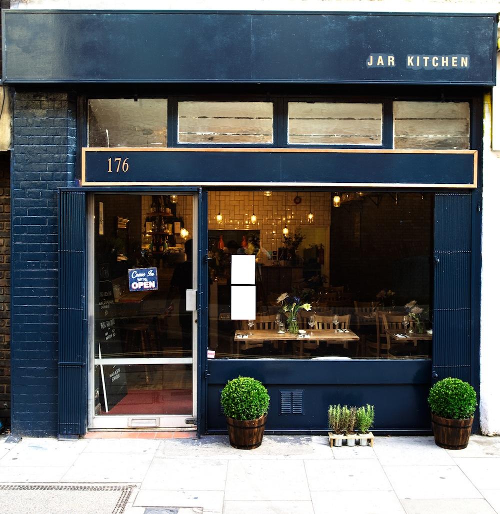 Jar Kitchen Covent Garden