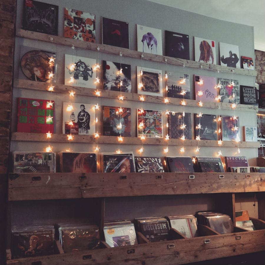 Lion Records + Coffee Clapton LOTI