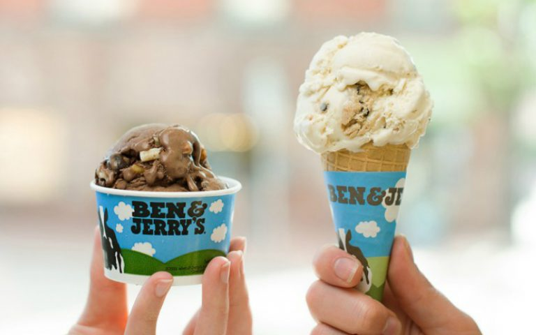ben & jerry's   london on the inside