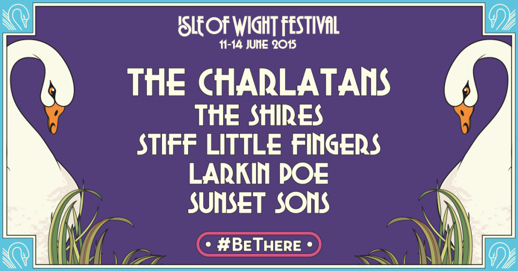 isle of wight line up