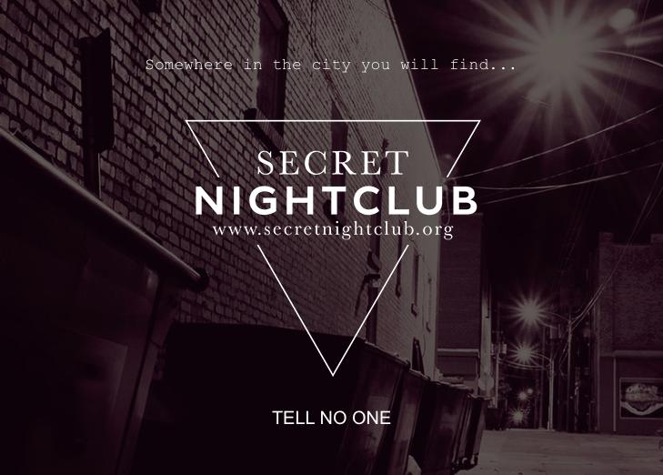 Secret Night Spot