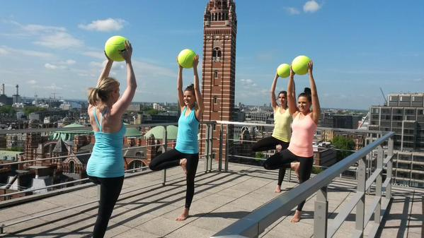 Yoga Tennis 2 LOTI