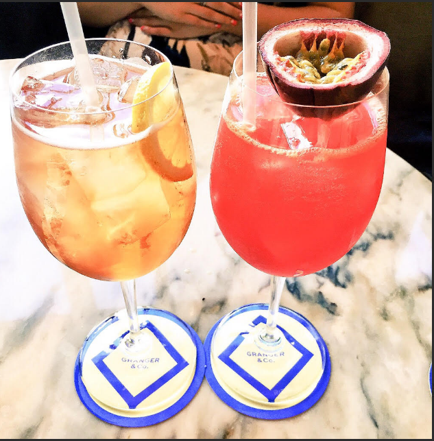 cocktails granger loti