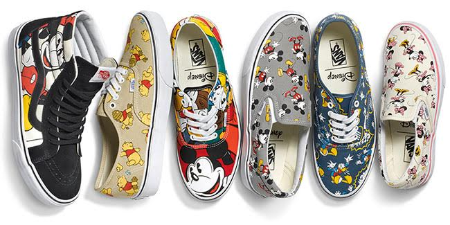 63ecd78916 VANS X DISNEY - London On The Inside