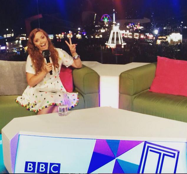 Arielle Free on BBC LOTI