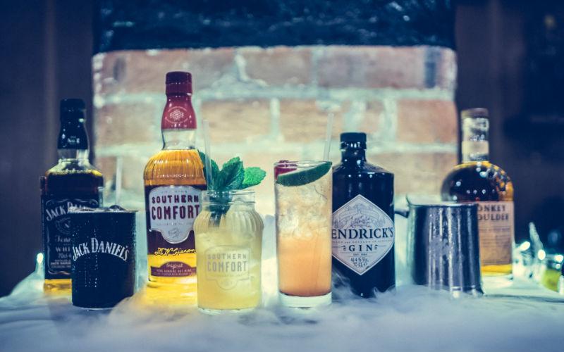 South Pole Saloon Drinks LOTI