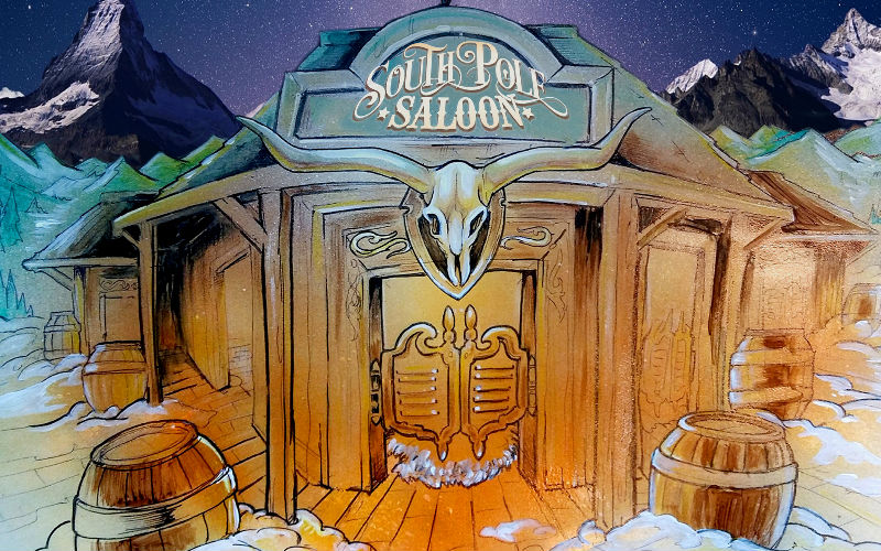 South Pole Saloon LOTI