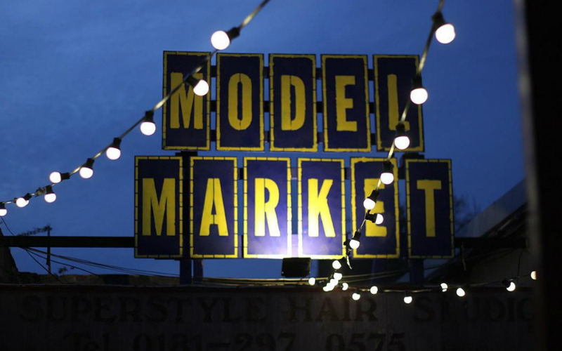 model market | london on the inside