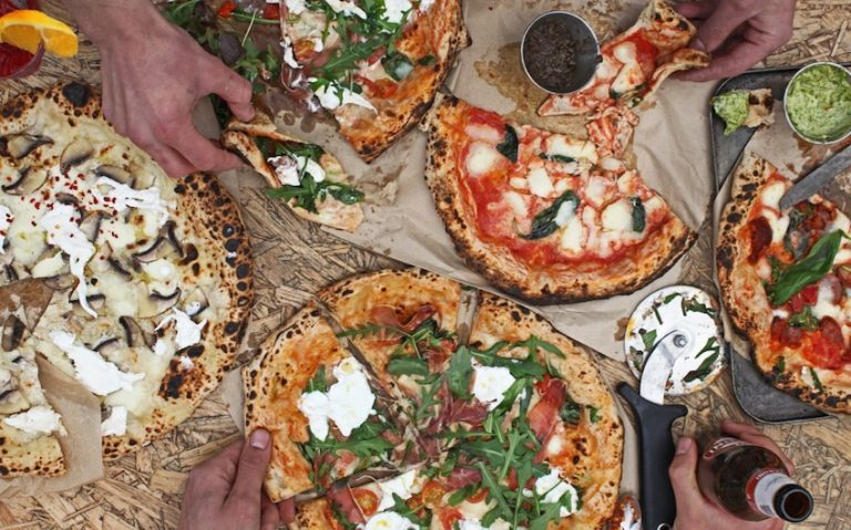 london pizza festival | london on the inside