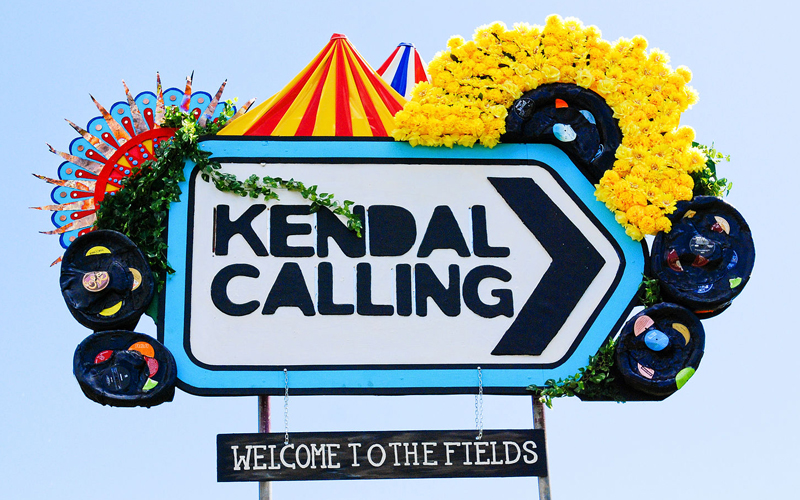 kendal Calling LOTI