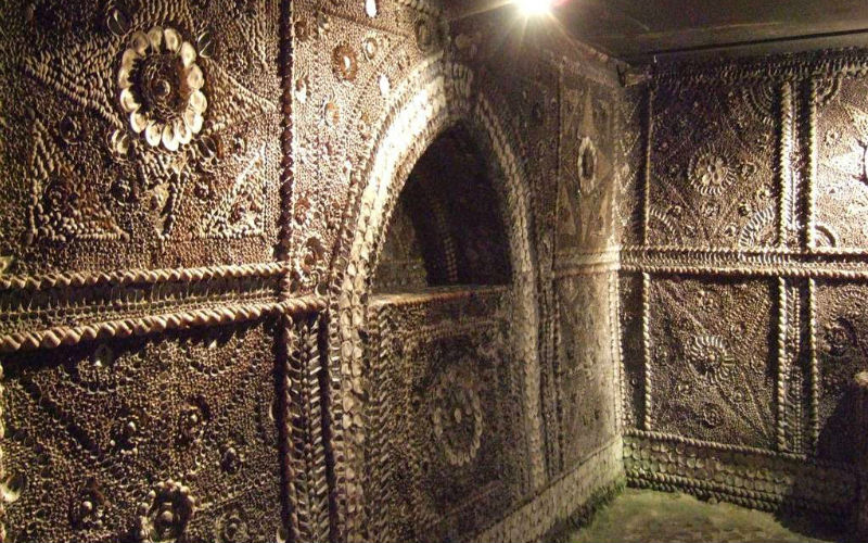 Margate Shell Grotto-LOTI