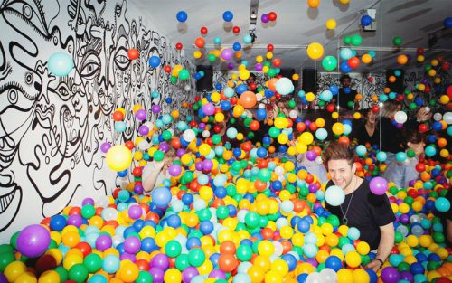 have you been to the giant ballpit?