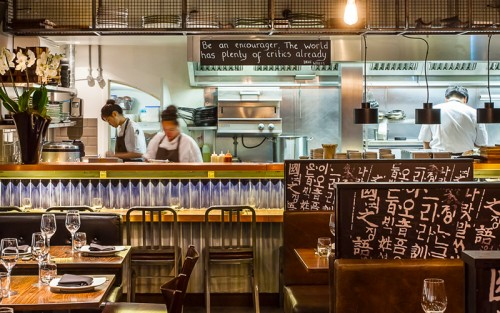 best new restaurants in london