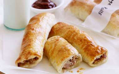 the great sausage roll off 2020