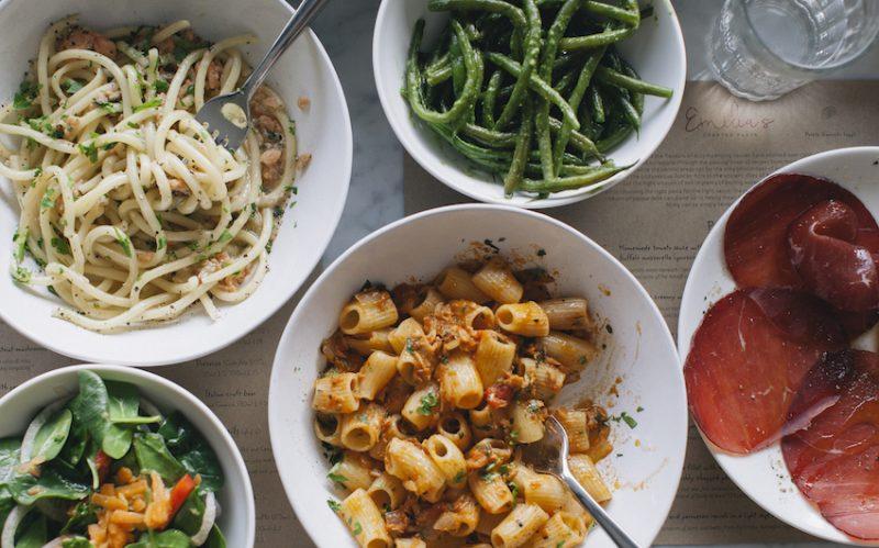 Italian restaurants in London