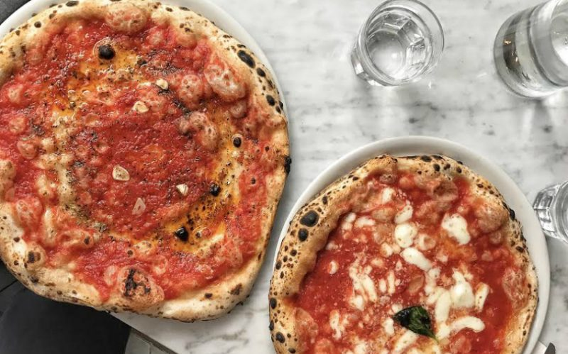 Loti Eats Lantica Pizzeria Da Michele London On The Inside