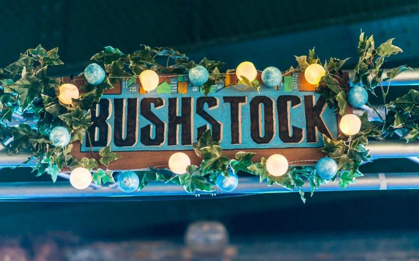 Bushstock music festival