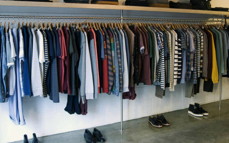 07ddcf70a8e HUB houses mens and womenswear from brands like M.i.H jeans