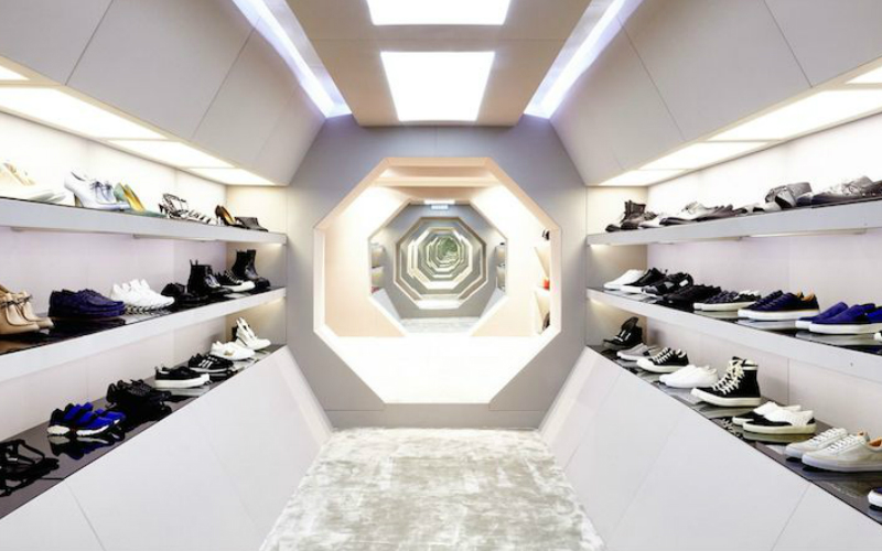d698321a86f If you re up for spending big bucks and looking for a real shopping  experience book an appointment at LN-CC. The designer store is like a maze  and contains ...