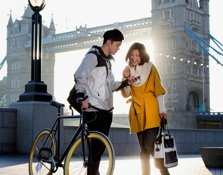 london couple