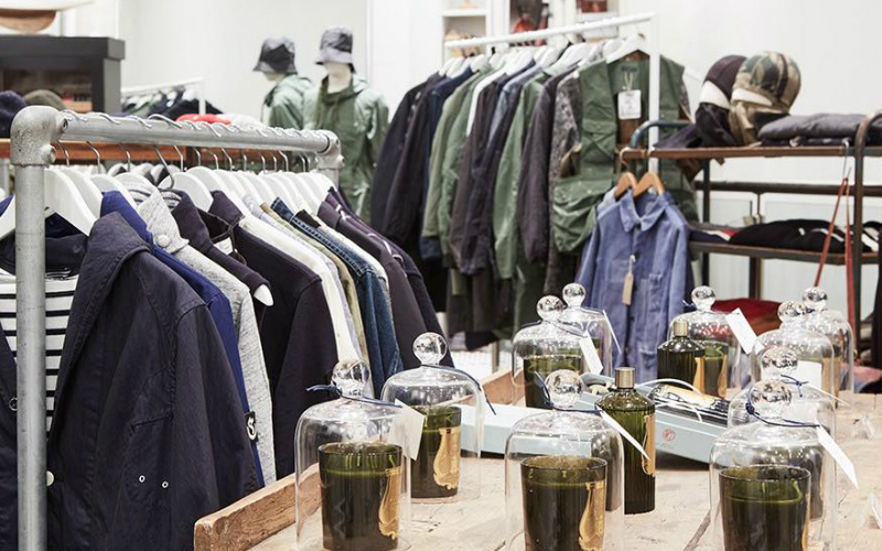 5721fd04ced Present is an independent menswear boutique that stocks everything from  streetwear to gentlemen s clothing. Think Vetra
