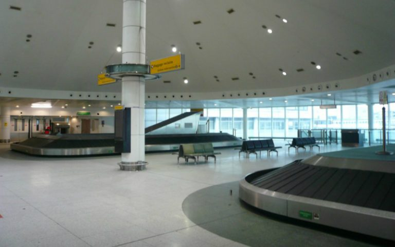 heathrow terminal 1 auction | london on the inside