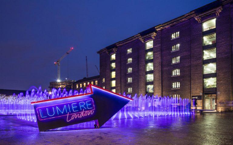 Lumiere Festival   London On The Inside