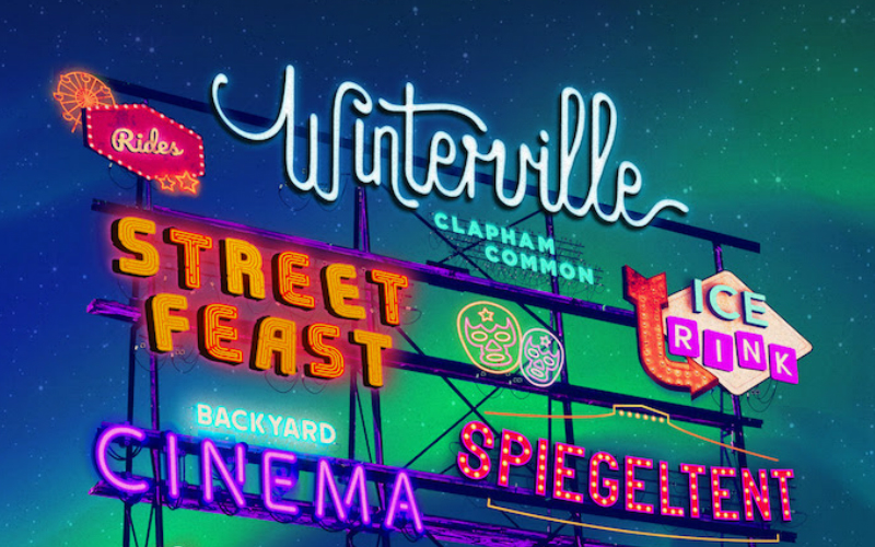 Winterville Artwork