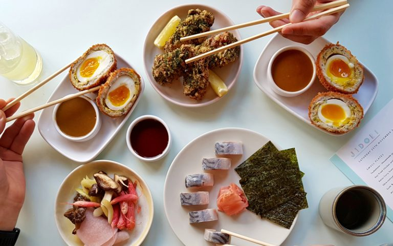 japanese restaurants in london