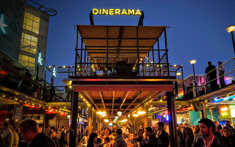 Dinerama | London On The Inside
