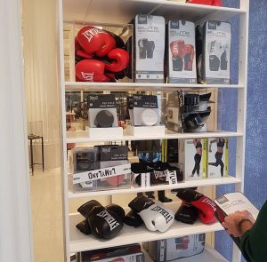 The Boxing Gym Selfridges   London On The Inside