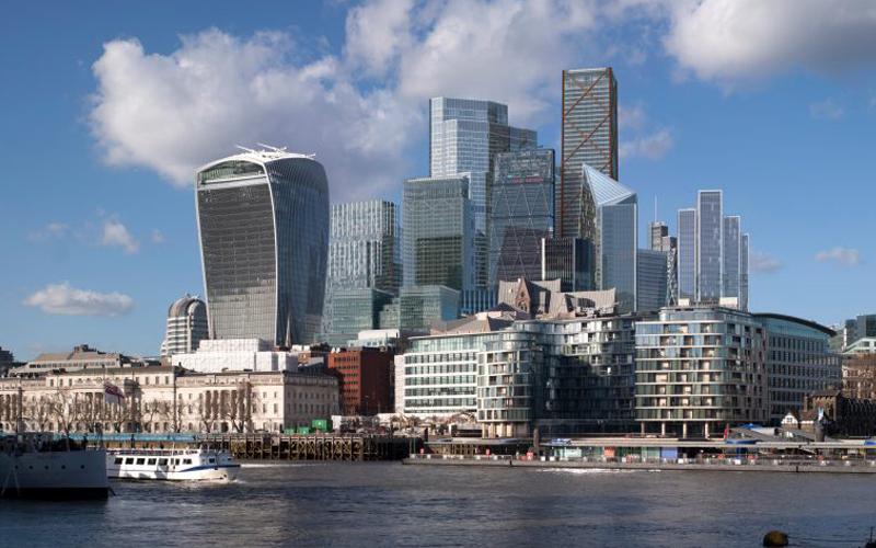 London Skyline | London On The Inside