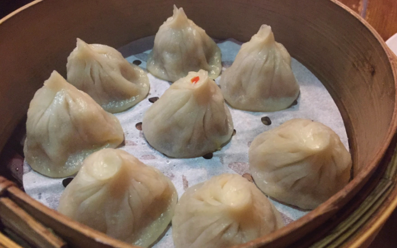 beijing dumpling | london on the inside