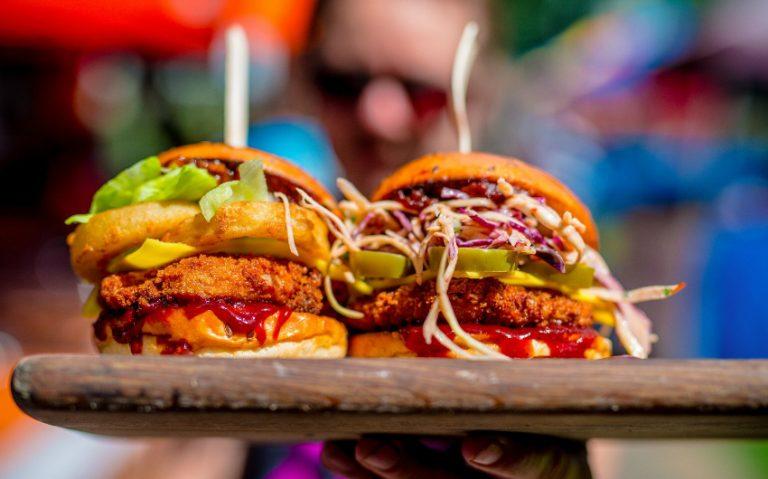 biff's jack shack burger | london on the inside