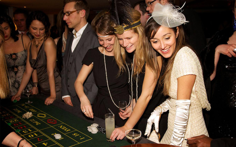 casino party | London On The Inside