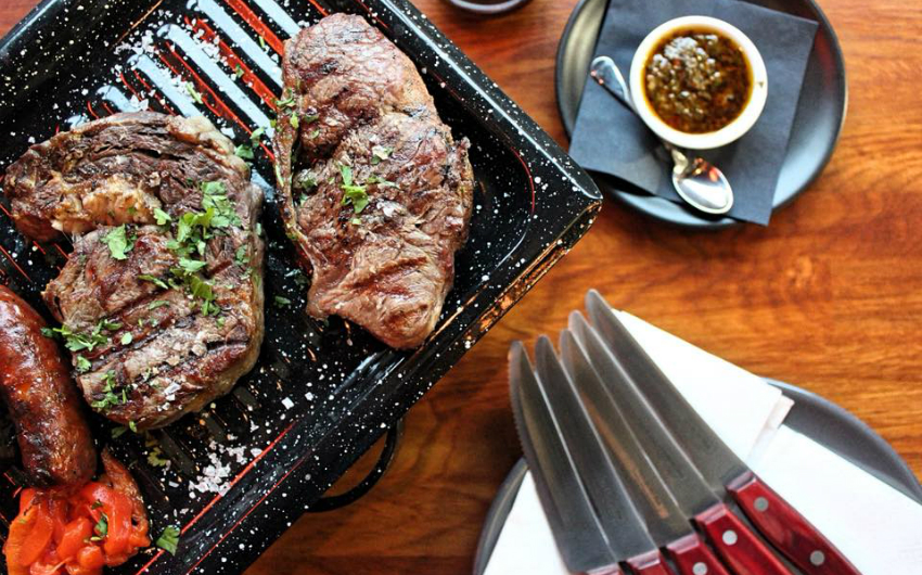 parrilla at chimis | london on the inside