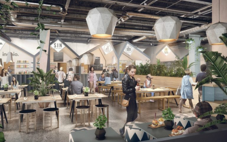 feast canteen | london on the inside