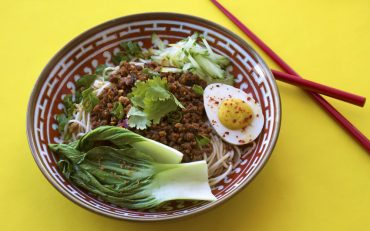 noodles | mao chow | london on the inside