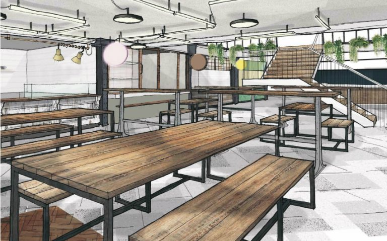 market halls to launch | london on the inside